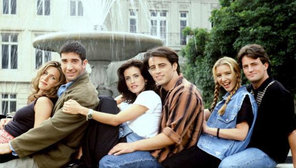 """Todo el elenco de """"Friends"""" se reunirá para un un especial del nuevo servicio de streaming de HBO+ (Foto: WB)"""