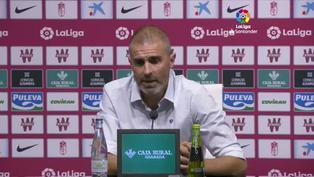 """Garitano: """"El trámite del partido ha tenido que ver poco con el resultado"""""""