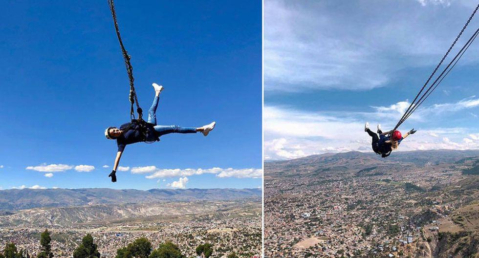 Sube a un columpio extremo en Ayacucho. A 20 minutos de la ciudad de Ayacucho, en el mirador del cerro La Picota, tiene lugar un columpio extremo que ha despertado la curiosidad de los visitantes. Por un costo de S/20 los viajeros pueden disfrutar de esta actividad.
