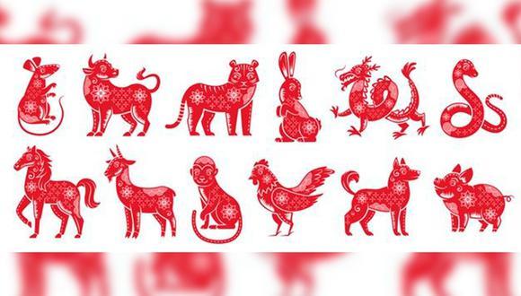 Cada personalidad individual se asocia con un animal que la represente, según el año (lunar) de nacimiento. (Foto: Freepik)