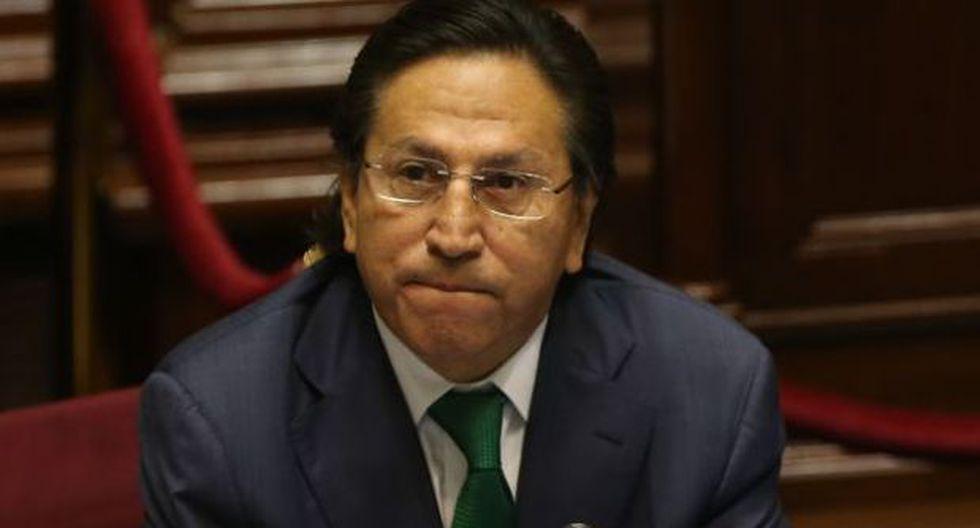 """Toledo tildó de """"ilegal"""" que lo vuelvan a investigar por lavado"""