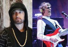 Eminem rinde homenaje a Luis Alberto Spinetta en su nuevo disco