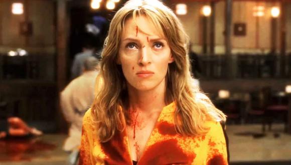 """""""Kill Bill"""" está considerada entre las mejores películas del director estadounidense. Foto: Difusión."""