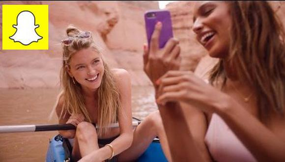 Snapchat estrena una nueva función y para ello lanzó un video.  (Foto: YouTube)