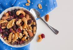 Frutos secos: El snack natural y saludable que necesitas en tu día a día