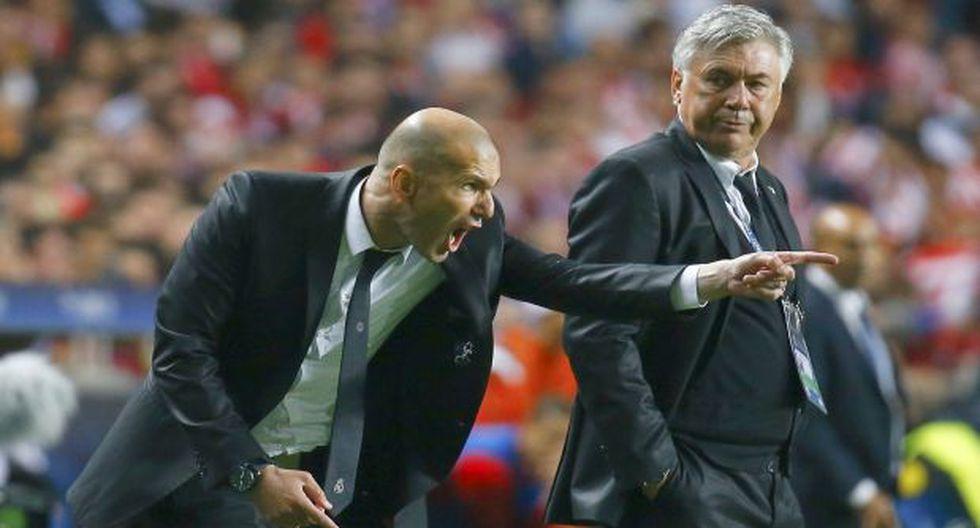 Zidane cumple hoy 42 años y podría ser técnico de Benavente