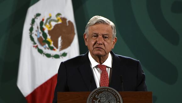 """El hijo del presidente Daniel Ortega insinuó que el presidente Andrés Manuel López Obrador es """"cobarde"""" tras las críticas que hizo contra la represión en Nicaragua. (Foto: ALFREDO ESTRELLA / AE / AFP)"""
