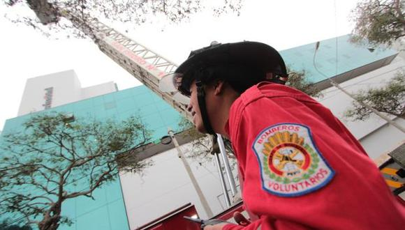 San Isidro organiza colecta pública para ayudar a bomberos