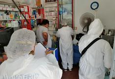 Lambayeque: clausuran seis boticas y farmacias que vendían medicamentos vencidos y productos del Estado
