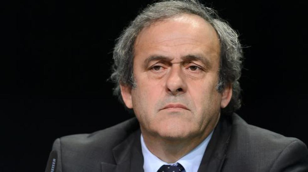 """Michel Platini: """"Es vergonzoso que se me arrastre por el barro"""" - 2"""
