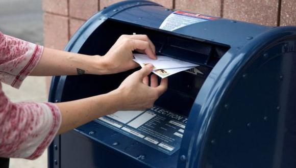 La mayoría de estados ha modificado sus leyes para que más electores puedan acceder al voto por correo.(Foto: Reuters)