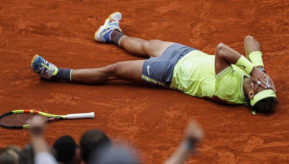 Rafael Nadal y el día que no lo dejaron disputar un Roland Garros Júnior. (Foto: AFP)