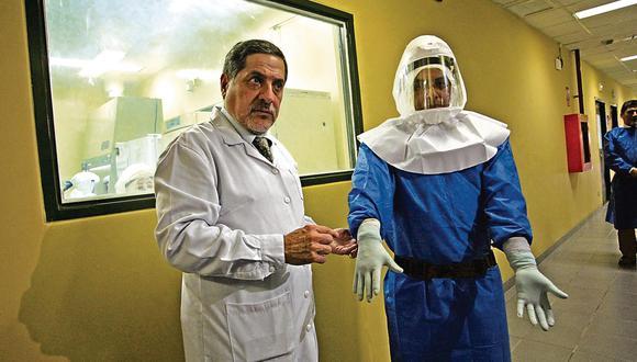Bustamante, virtual congresista de Fuerza Popular, continúo a inicios de mayo con sus críticas a la vacuna de Sinopharm. Días después la OMS aprobó su uso de emergencia. (Foto:  Karen Perez Tarazona | GEC)