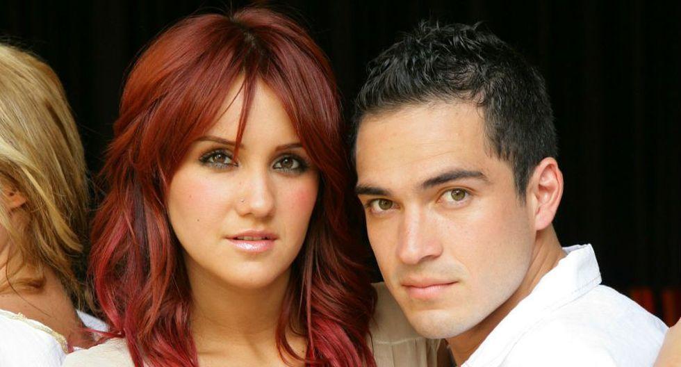 """Dulce María y Alfonso Herrera mantuvieron una relación cuando fueron parte de """"Rebelde"""" y RBD (Foto: Instagram)"""