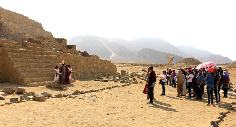 Caral es uno de los puntos turísticos más solicitados de la región Lima. (Foto: Zona Arqueológica Caral)