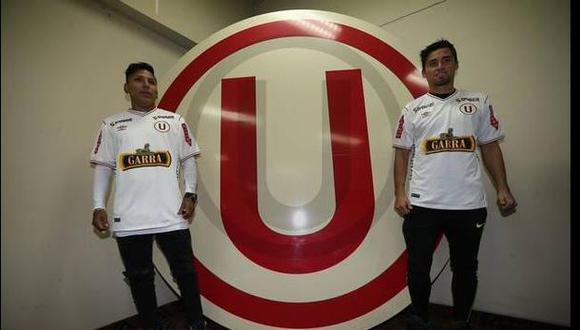 Universitario: Raúl Ruidíaz fue presentado y jugaría mañana