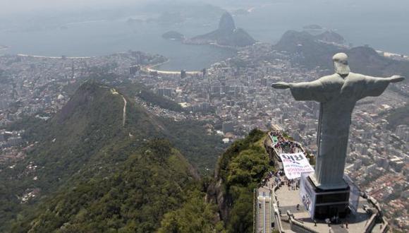 Brasil aún se recupera de la grave recesión que vivió entre 2015 y 2016, cuando el PIB se desplomó siete puntos porcentuales. (Reuters)