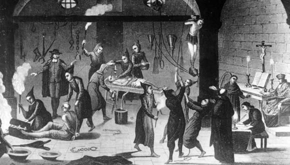 La Iglesia católica tuvo sus propios verdugos que servían a la Santa Inquisición. (Foto: AFP)