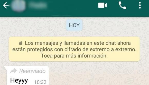 En el día a día son millones de mensajes los que circulan a través de WhatsApp. (Foto: tec.com.pe)