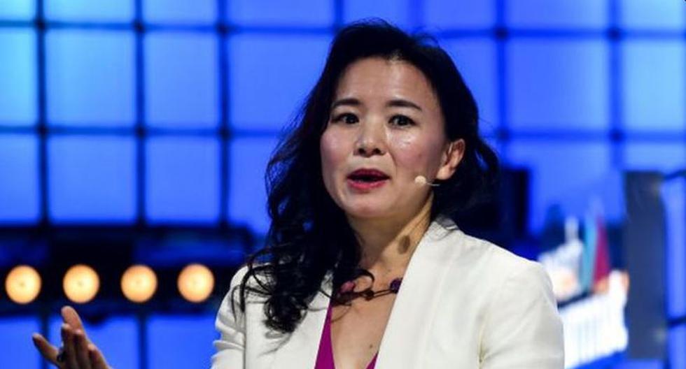 Cheng Lei, la periodista cuya detención ha puesto al rojo vivo las relaciones entre Australia y China. (Foto: Getty Images)
