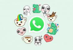 """WhatsApp   ¿Cómo convertir tu foto en un """"sticker""""?"""