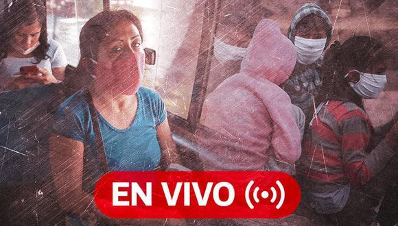 Coronavirus Perú EN VIVO | Últimas noticias, número de casos confirmados y muertos por Covid-19 en el día 96 del estado de emergencia en el país | Foto: Diseño GEC