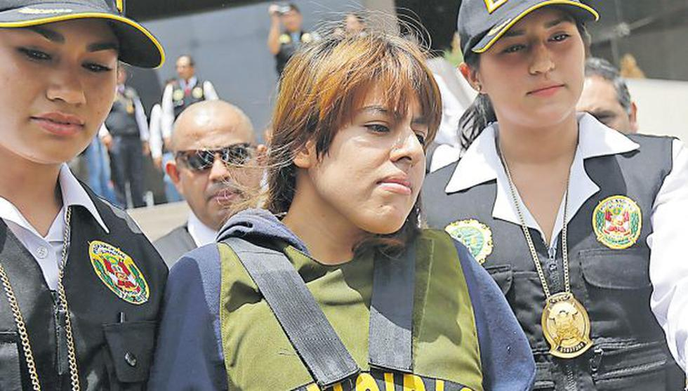 Ana Carranza: presa de la esquizofrenia paranoide - 1