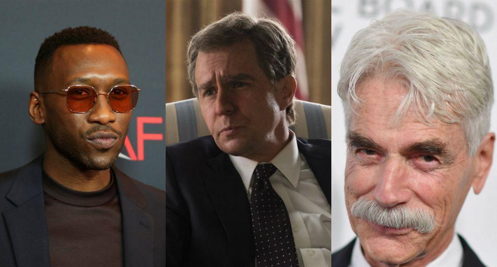 Oscar 2019: estos son los nominados a Mejor actor de reparto
