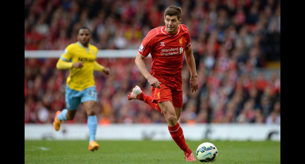 Steven Gerrard y su emotiva despedida del Anfield Road (FOTOS) - 24