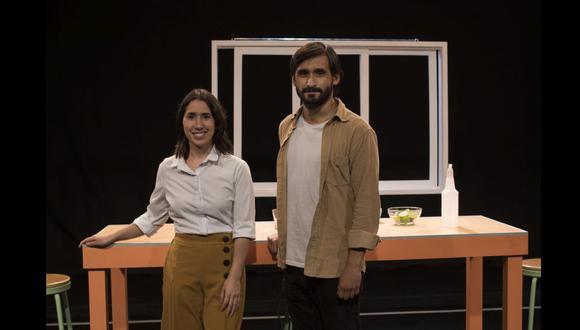 """Patricia Barreto y Óscar Meza actúan hoy en """"Si fuéramos amazonas"""". El programa va los sábados, a las 9 p.m., por Movistar Plus. (Foto: Daniel Talavera)"""