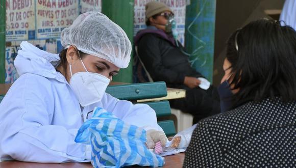 Coronavirus en Bolivia| Últimas noticias | Último minuto: reporte de infectados y muertos hoy, viernes 23 de julio del 2021 | Covid-19. (Foto: EFE/Jorge Ábrego/Archivo).