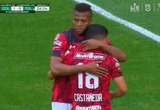 Chivas vs. Toluca: Molina y Castañeda convirtieron para configurar el 1-1 parcial | VIDEOS