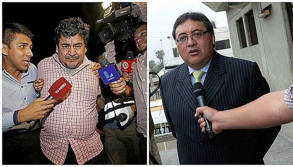 El juez Rómulo Carcausto ha ordenado que los exfuncionarios Edwin Luyo y Jorge Cuba, implicados en el Caso Metro de Lima, sean liberados. (GEC)