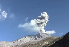 Volcán Ubinas: prorrogan estado de emergencia en 10 distritos de Moquegua