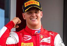 Sangre de campeón: Mick Schumacher debutará en la Fórmula 1 en 2021