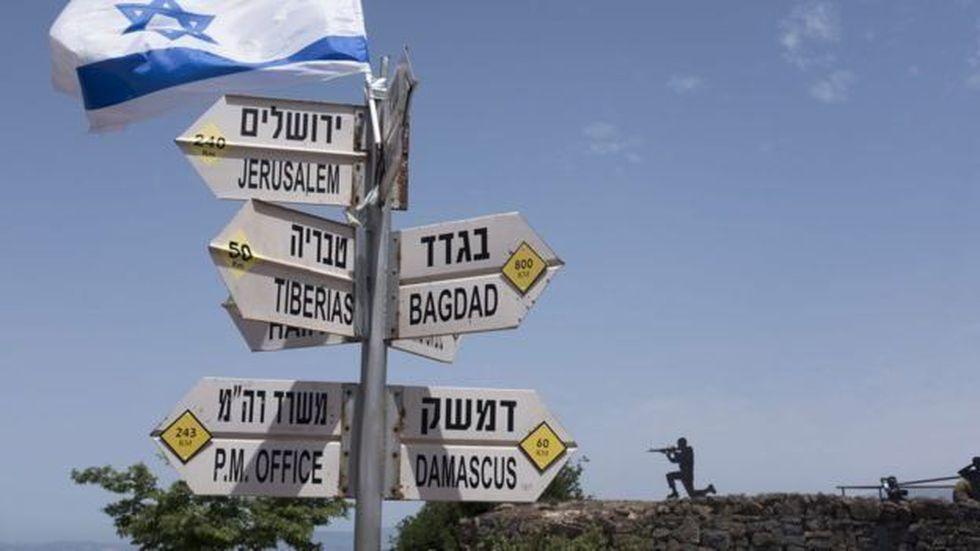 Los Altos del Golán tienen una importancia estratégica y política en la región.