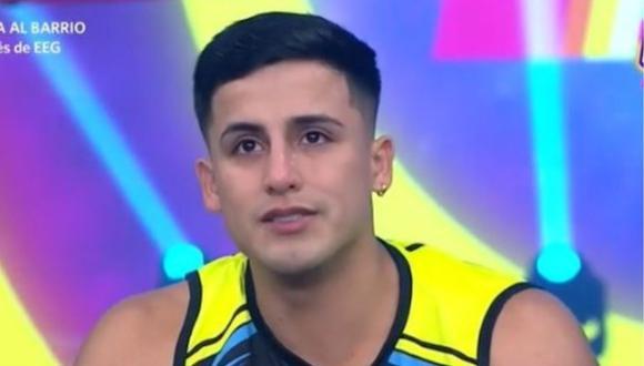 """Elías Montalvo regresó al programa """"Esto es guerra"""" y fue recibido con emoción. (Foto: Captura de video)"""