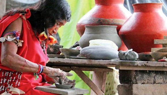 Investigación revela secretos de la cerámica del pueblo awajún