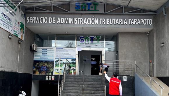 Las papeletas corresponden al periodo 2013-2014. El informe de la auditoria fue enviado a la Municipalidad de San Martín y a la procuraduría de la Contraloría. (Foto: Contraloría)