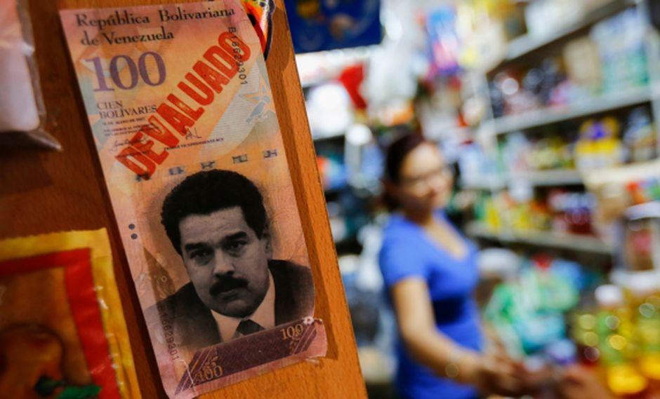 La inflación de 2014 en Venezuela cerró en...