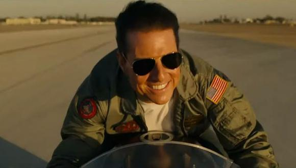 """""""Top Gun: Maverick"""": Paramount retrasa hasta diciembre el estreno de la secuela por el coronavirus. (Foto: Captura de video)"""