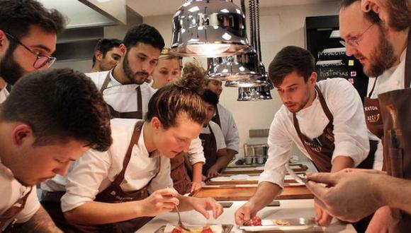 Mugaritz es uno de los restaurantes recientemente reconocidos con las dos estrellas de la guía Michellin. (Foto: Instagram)