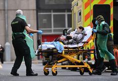 Reino Unido registra 1.725 muertos por coronavirus y está a punto de batir otra vez el récord