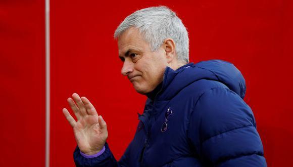 José Mourinho fue despedido de Tottenham. (Foto: Reuters)