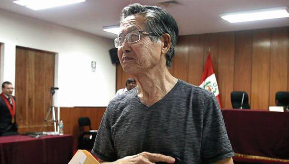 En el autogolpe de Estado del 5 de abril de 1992, Alberto Fujimori cerró el Parlamento, se intervinieron las instituciones y se dictaron medidas sobre economía y lucha antisubversiva. (Foto: Alessandro Currarino/ Archivo El Comercio)