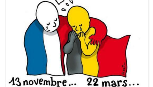 De París a Bruselas: ¿Cuáles son los vínculos de ambos ataques?