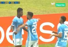 Sporting Cristal vs. Cantolao: Jhon Marchán marcó gol y puso el 3-0 | VIDEO