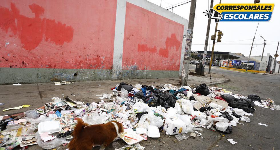 En el centro poblado de Miramar, distrito de Moche, provincia de Trujillo, los cúmulos de basura en vías públicas generan incomodidad y descontento constante en los ciudadanos.