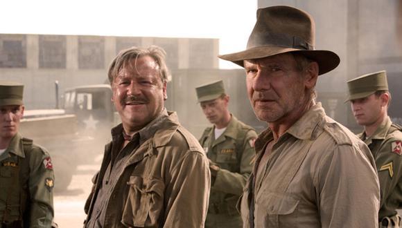 """""""Indiana Jones"""": Lucasfilm confirma planes para nueva cinta"""