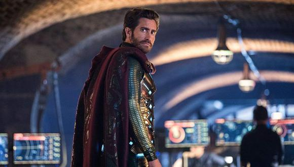 "Jake Gyllenhaal es Quentin Beck / Mysterio en ""Spider-Man: Far From Home"" (Foto: Marvel Studios / Sony Pictures)"